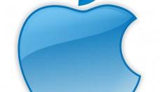 The Apple logo