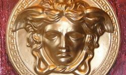Versace logo 3D