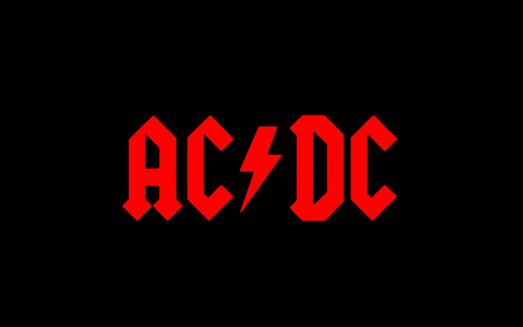 Acdc logo Wallpaper