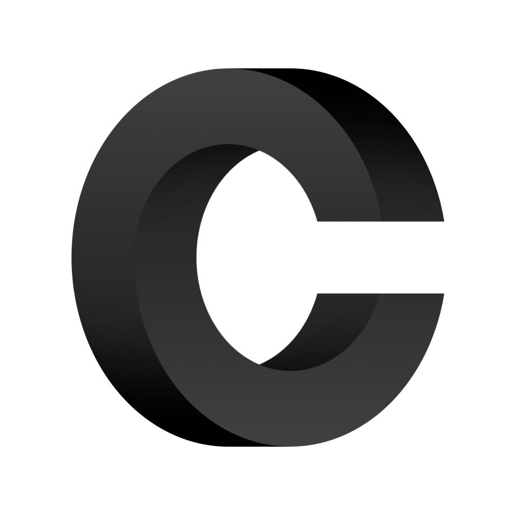 C logo Wallpaper