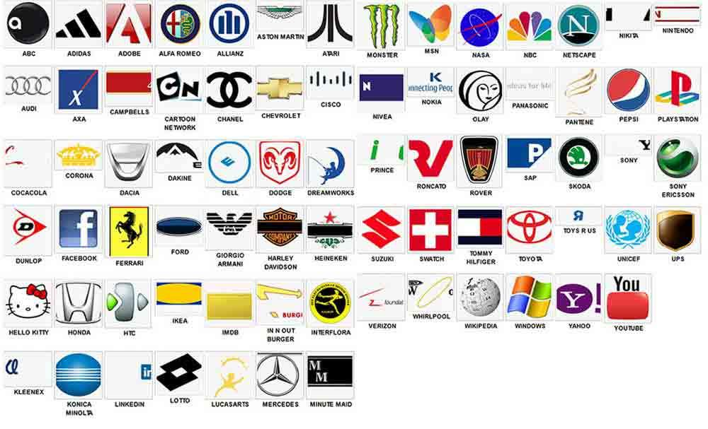 Cheats for logo quiz Wallpaper