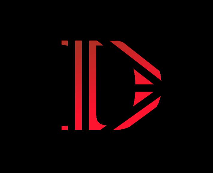 D logo Wallpaper