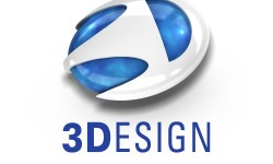 Design 3D logos