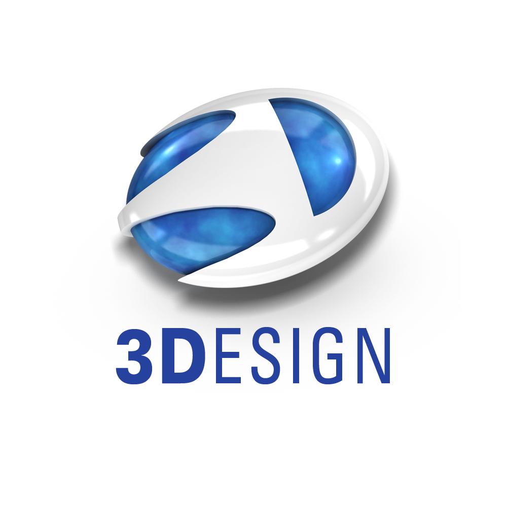 Design 3D logos Wallpaper