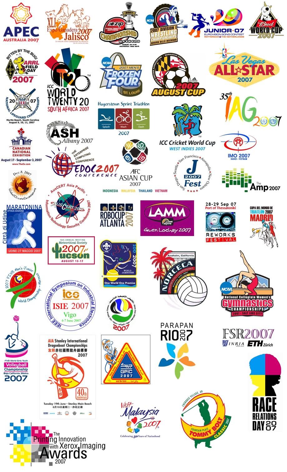 Designer logos Wallpaper
