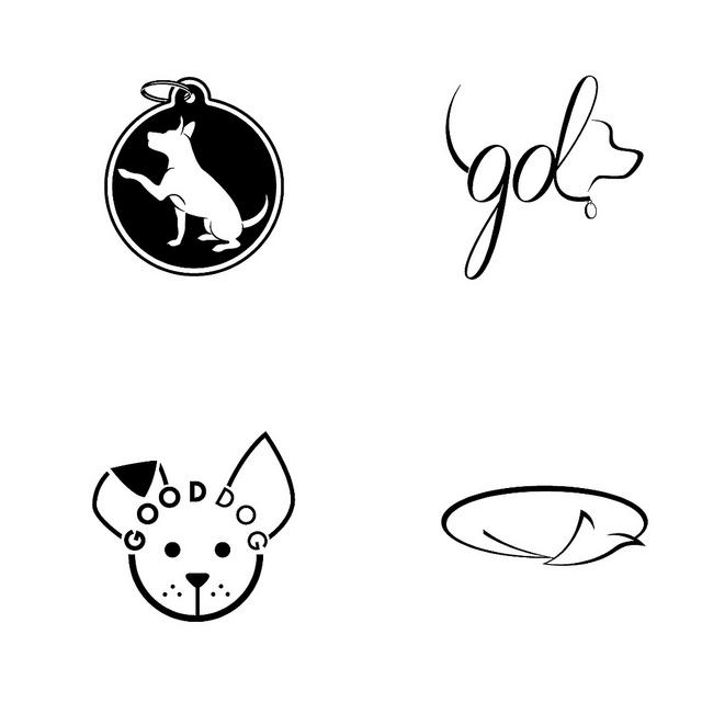 Dog logos Wallpaper