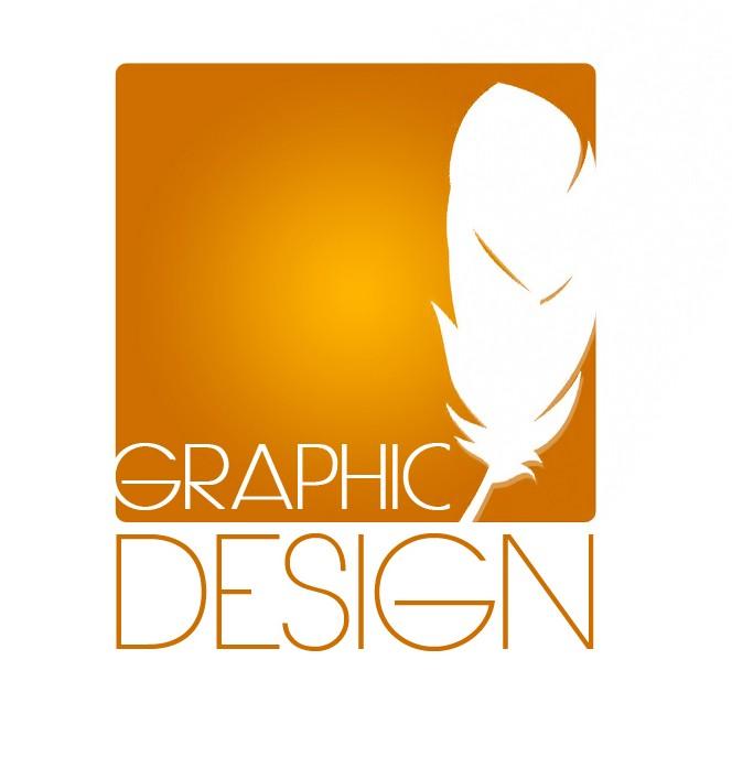 Graphic design logo Wallpaper