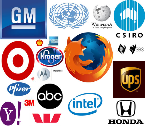 Great logos Wallpaper