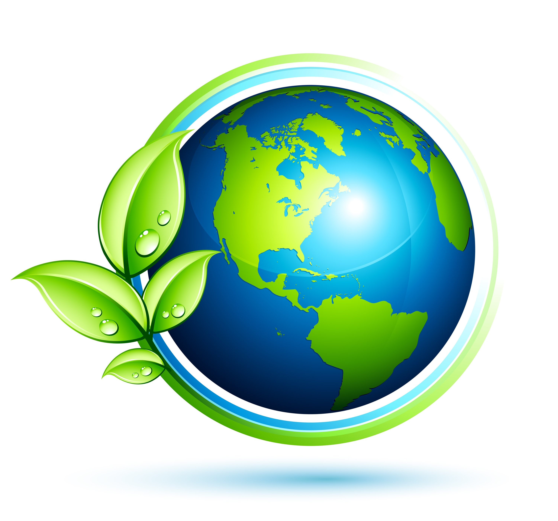 Green logo Wallpaper