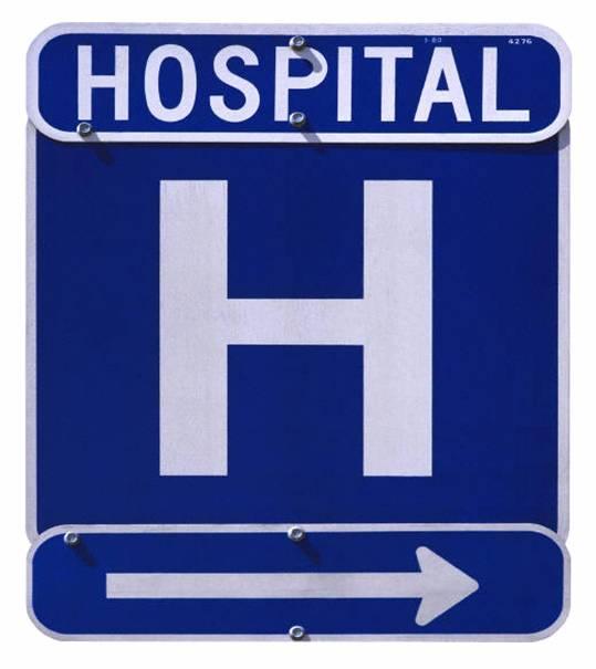Hospital logo Wallpaper