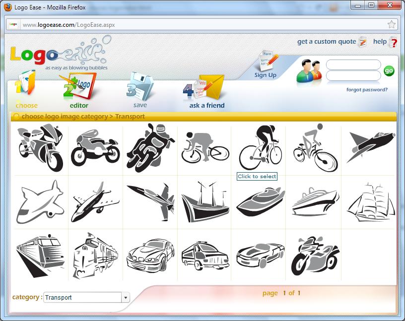 Logo maker online Wallpaper