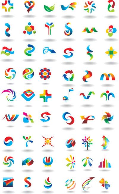 Logo templates Wallpaper