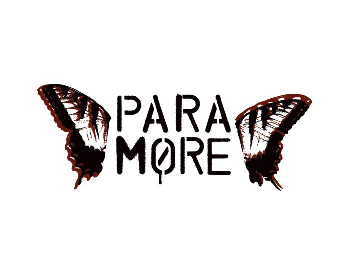 Paramore logo Wallpaper