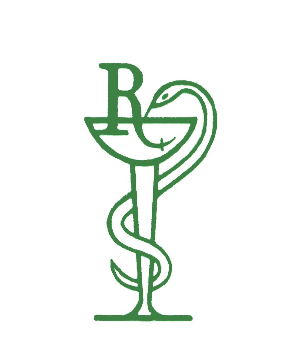 Pharmacy logo Wallpaper