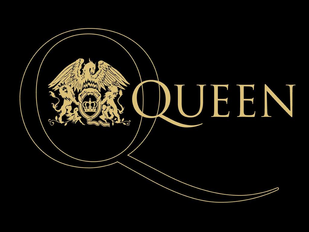 Queen logo Wallpaper