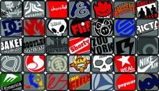 Skate logos