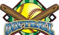 Softball logos