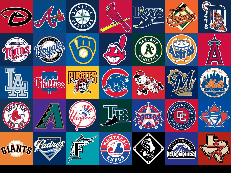 Team logos Wallpaper