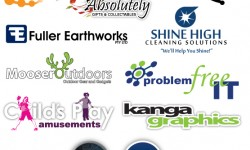 Graphic design logos
