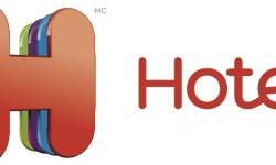 Hotel 3D logo