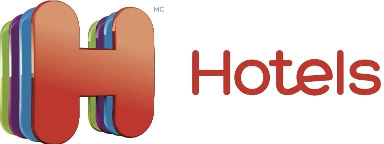 Hotel 3D logo Wallpaper