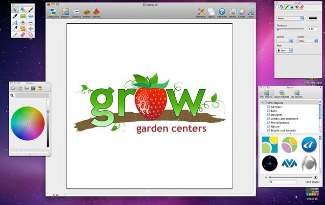 Logo design studio pro Wallpaper