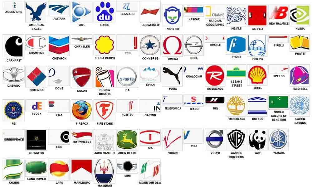 Logo quiz game Wallpaper