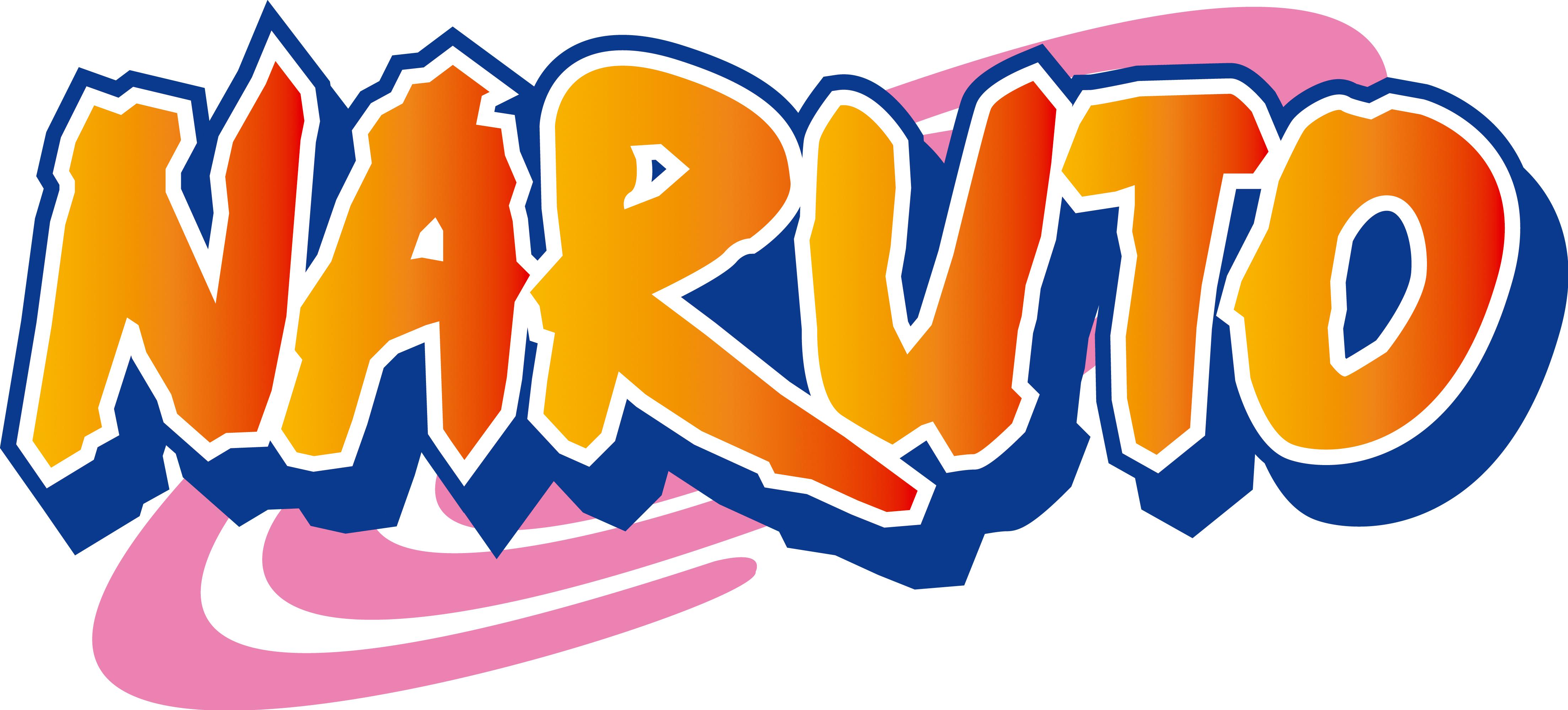 Naruto logo Wallpaper