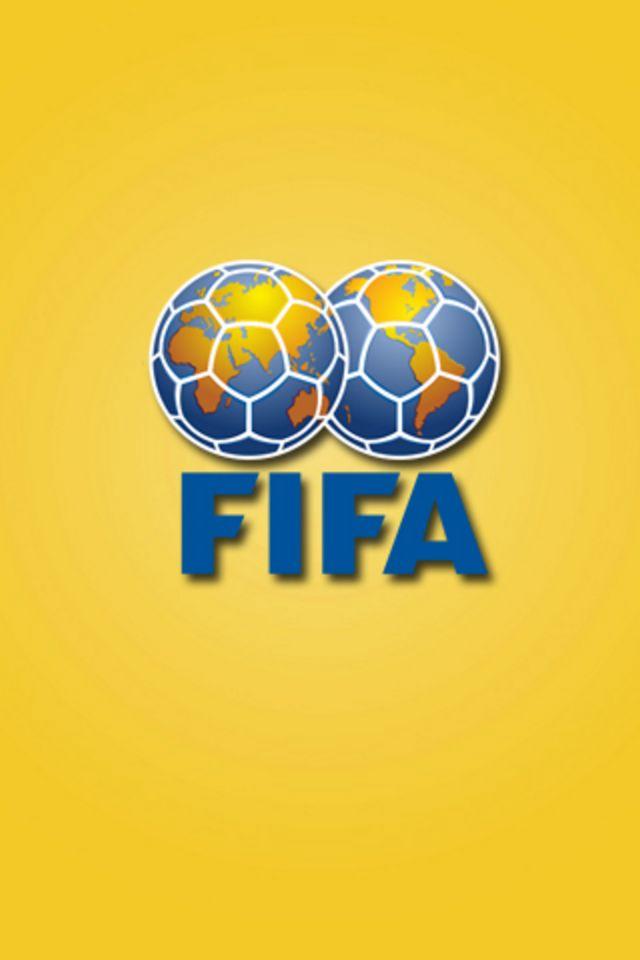 Fifa 3d logo Wallpaper