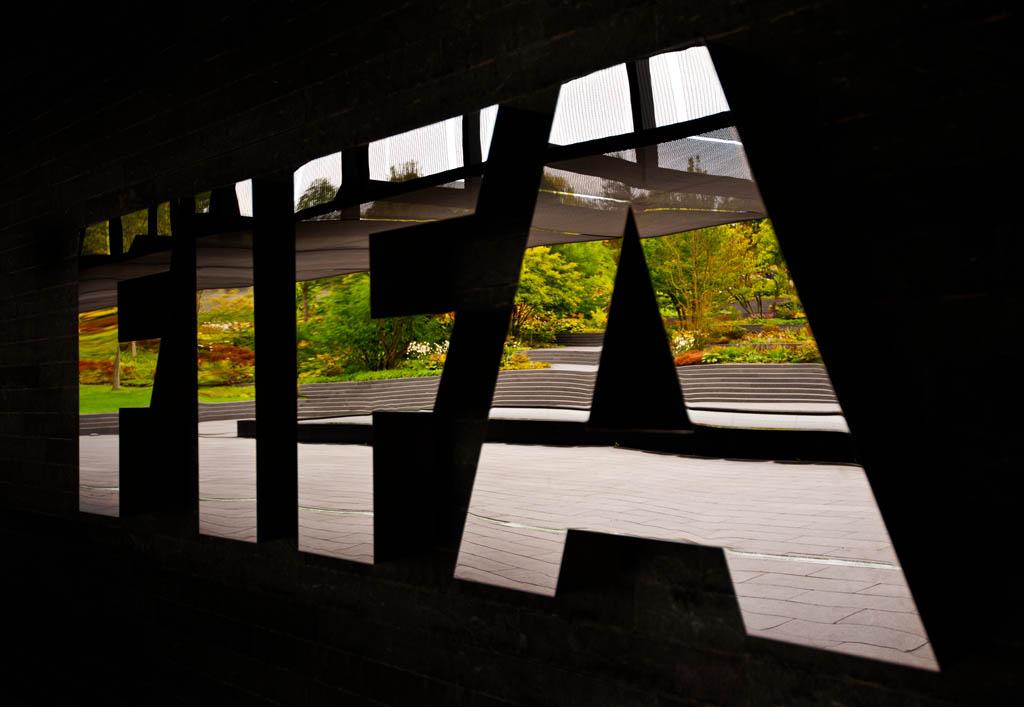 Fifa background Wallpaper