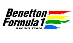 Benetton F1 logo