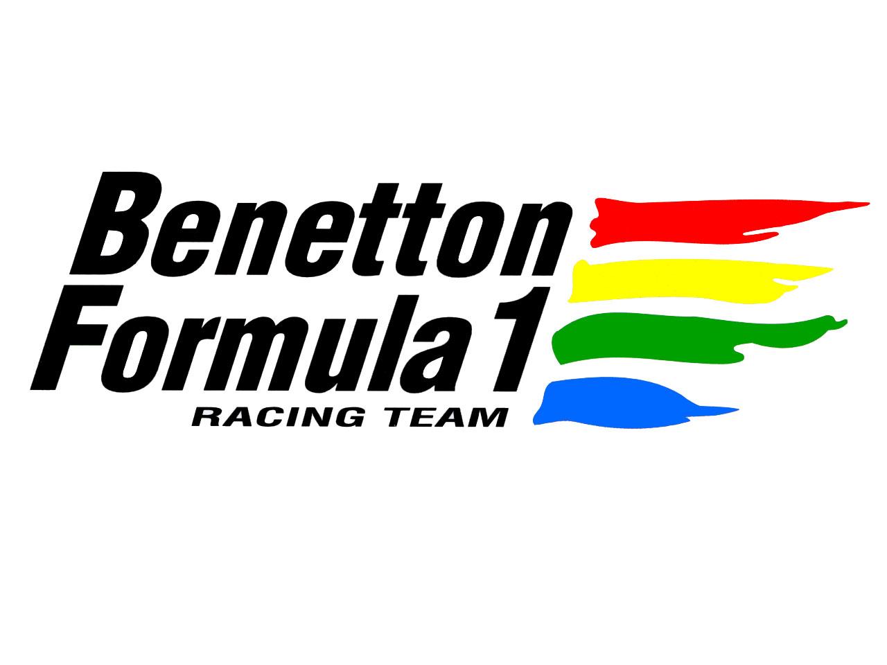 Benetton F1 logo Wallpaper