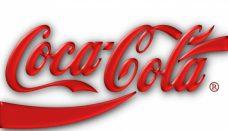 Coca Cola logo 3d