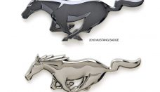 Ford Mustang logo history