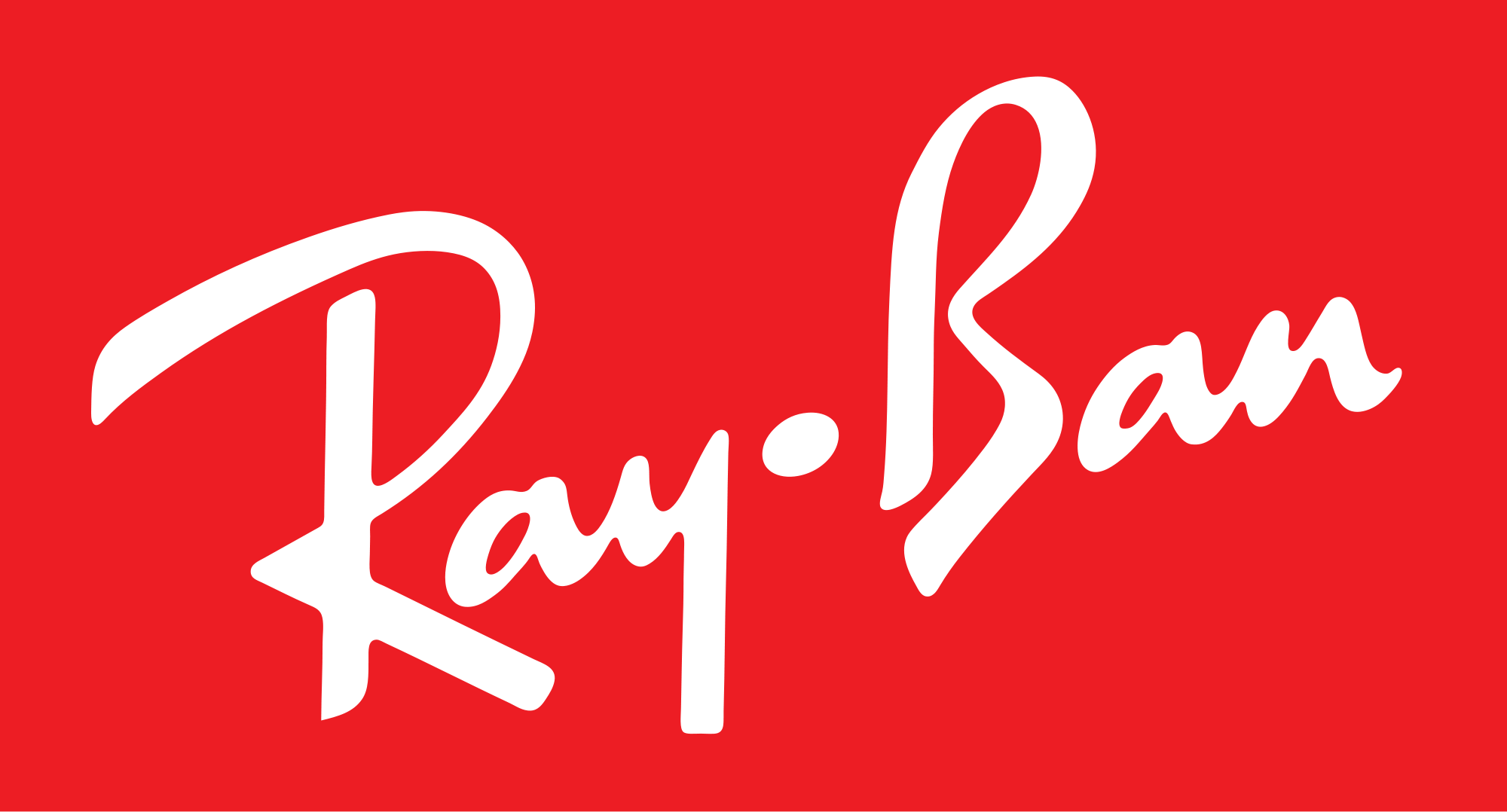 Ray Ban logo Wallpaper