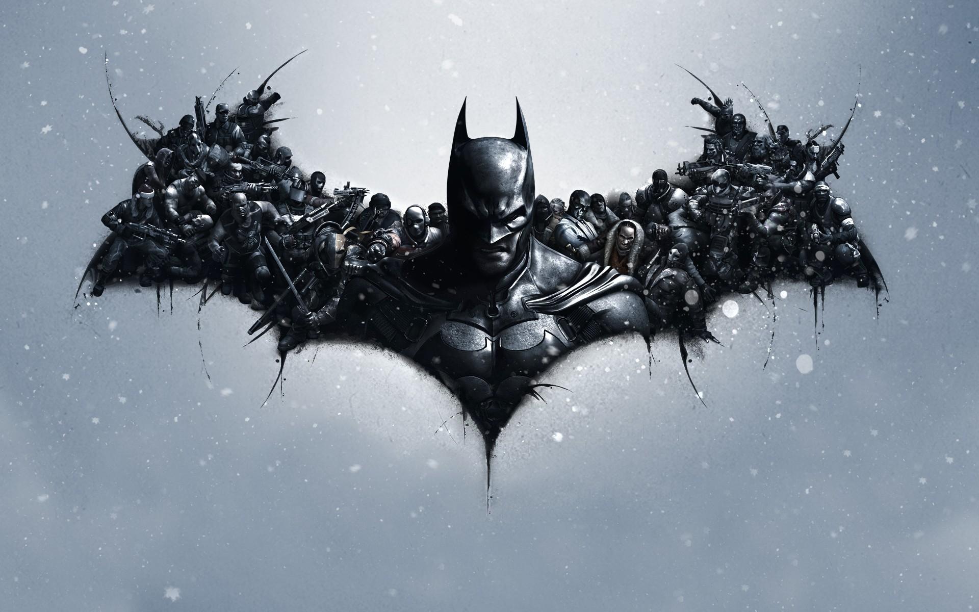 Batman logo wallpaper Wallpaper
