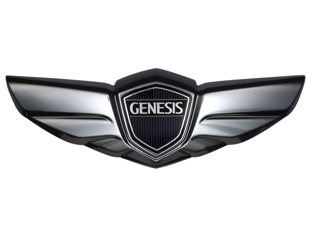 Genesis car logo Wallpaper