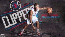 LA Clippers Wallpaper