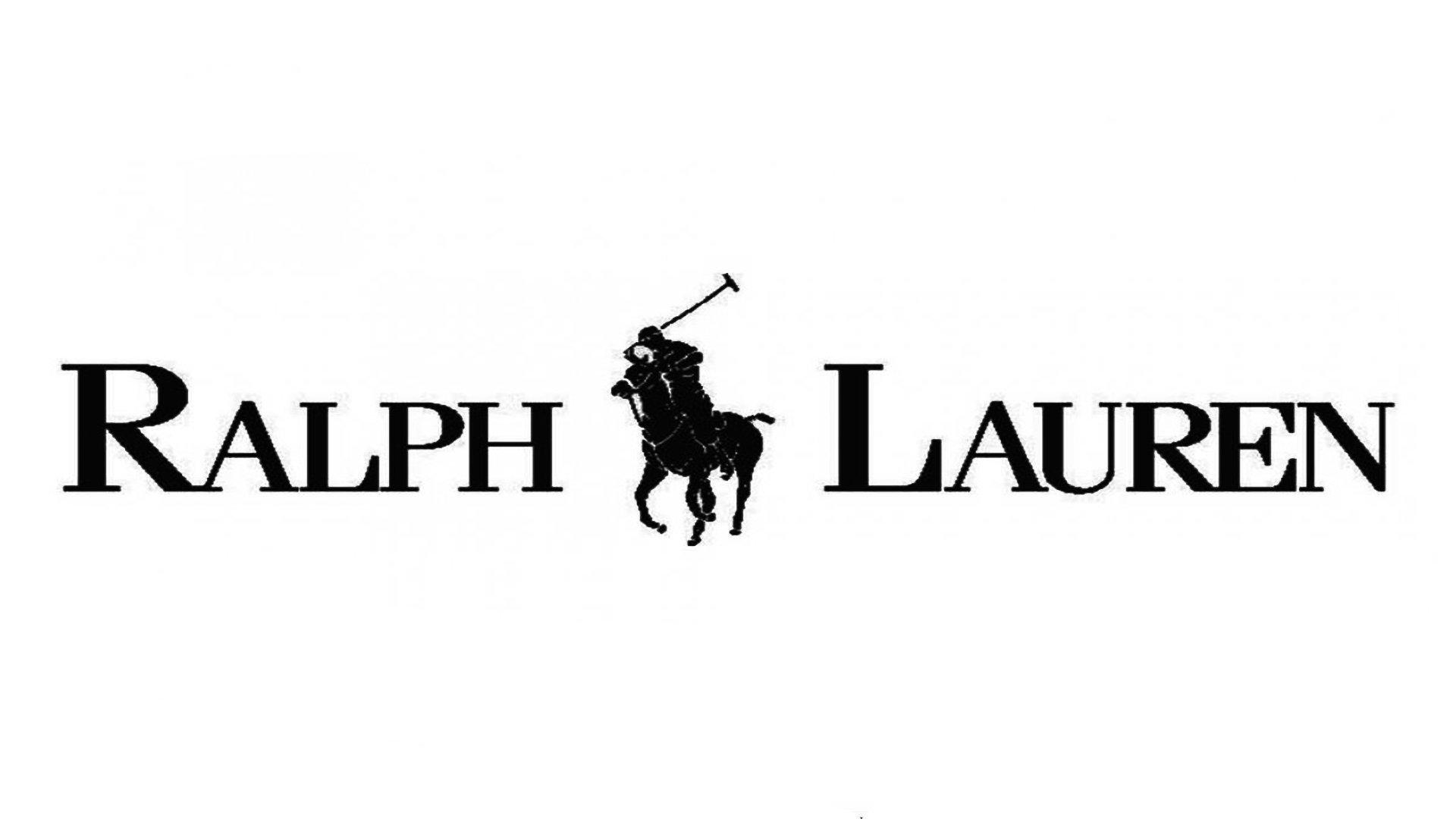 Ralph Lauren logo Wallpaper