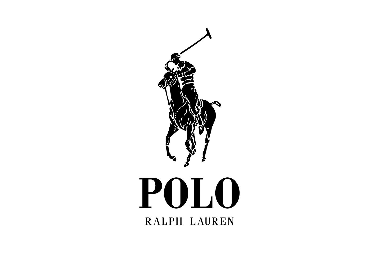 Ralph Lauren polo logo Wallpaper