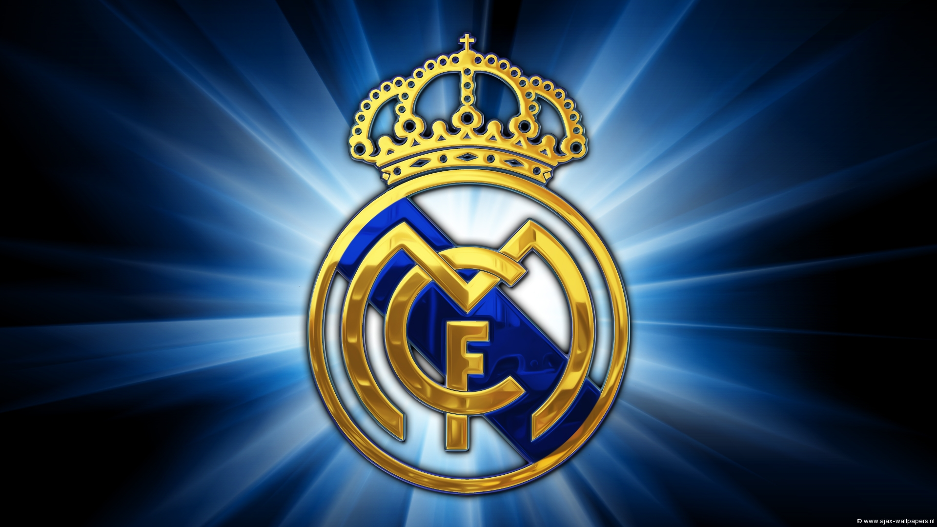 Real Madrid logo wallpaper Wallpaper