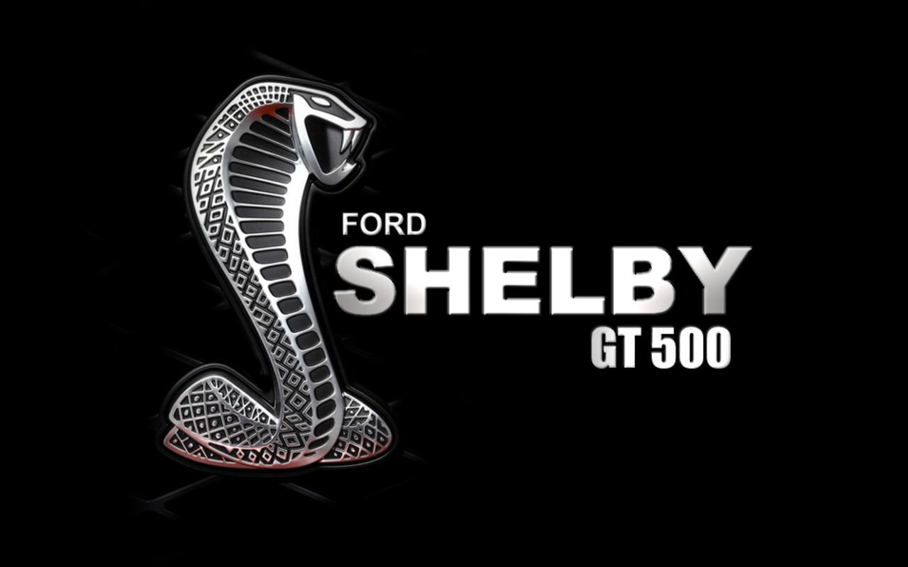 Shelby logo wallpaper Wallpaper
