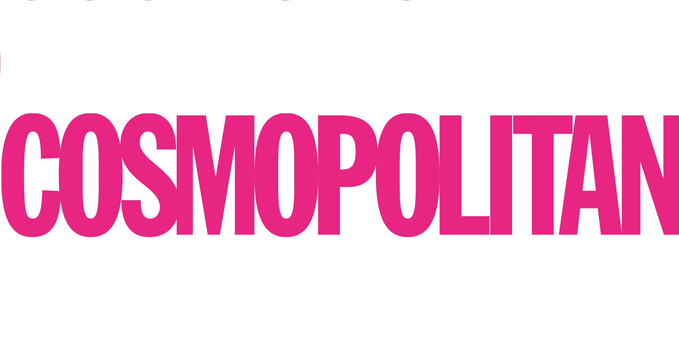 Cosmopolitan Logo Wallpaper