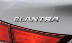 Hyundai Elantra Emblem