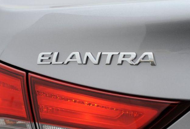 Hyundai Elantra Emblem Wallpaper