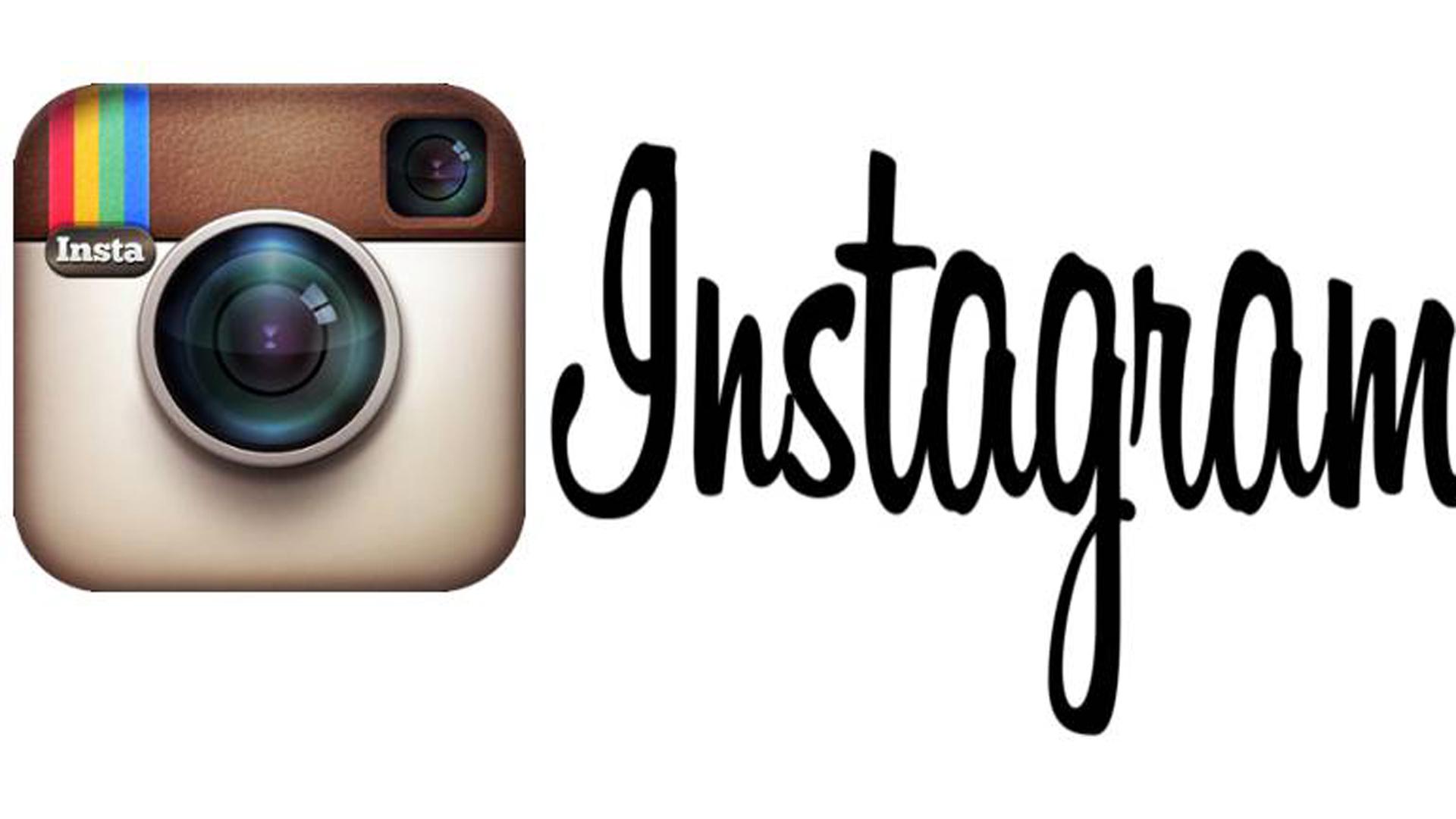 Instagram Logo Wallpaper