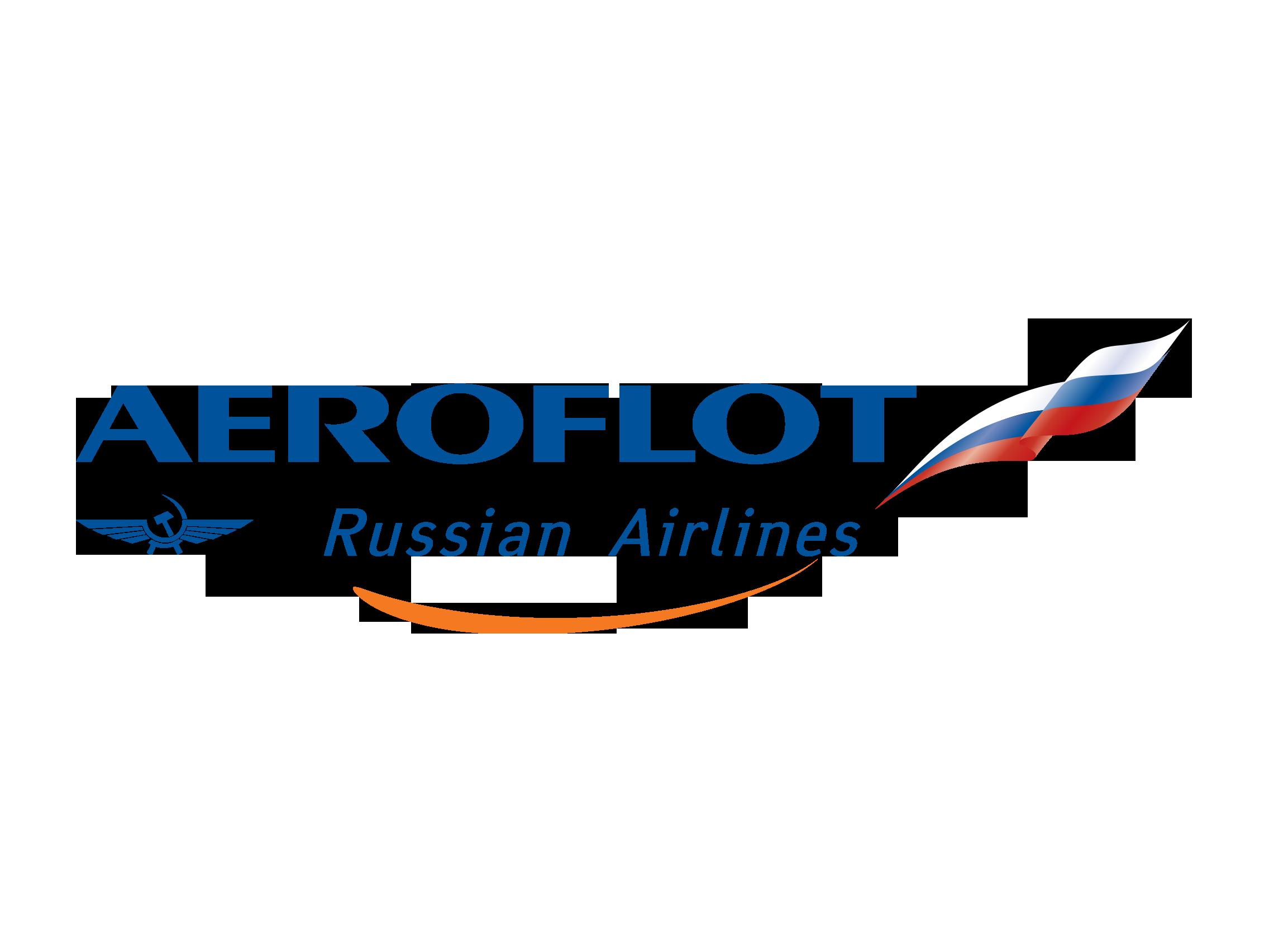 Aeroflot Russian Airlines – Logo Wallpaper