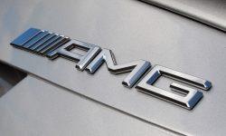 AMG Mercedes-Benz Emblem
