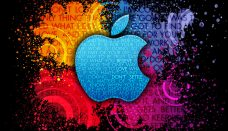 Apple Logo Brand