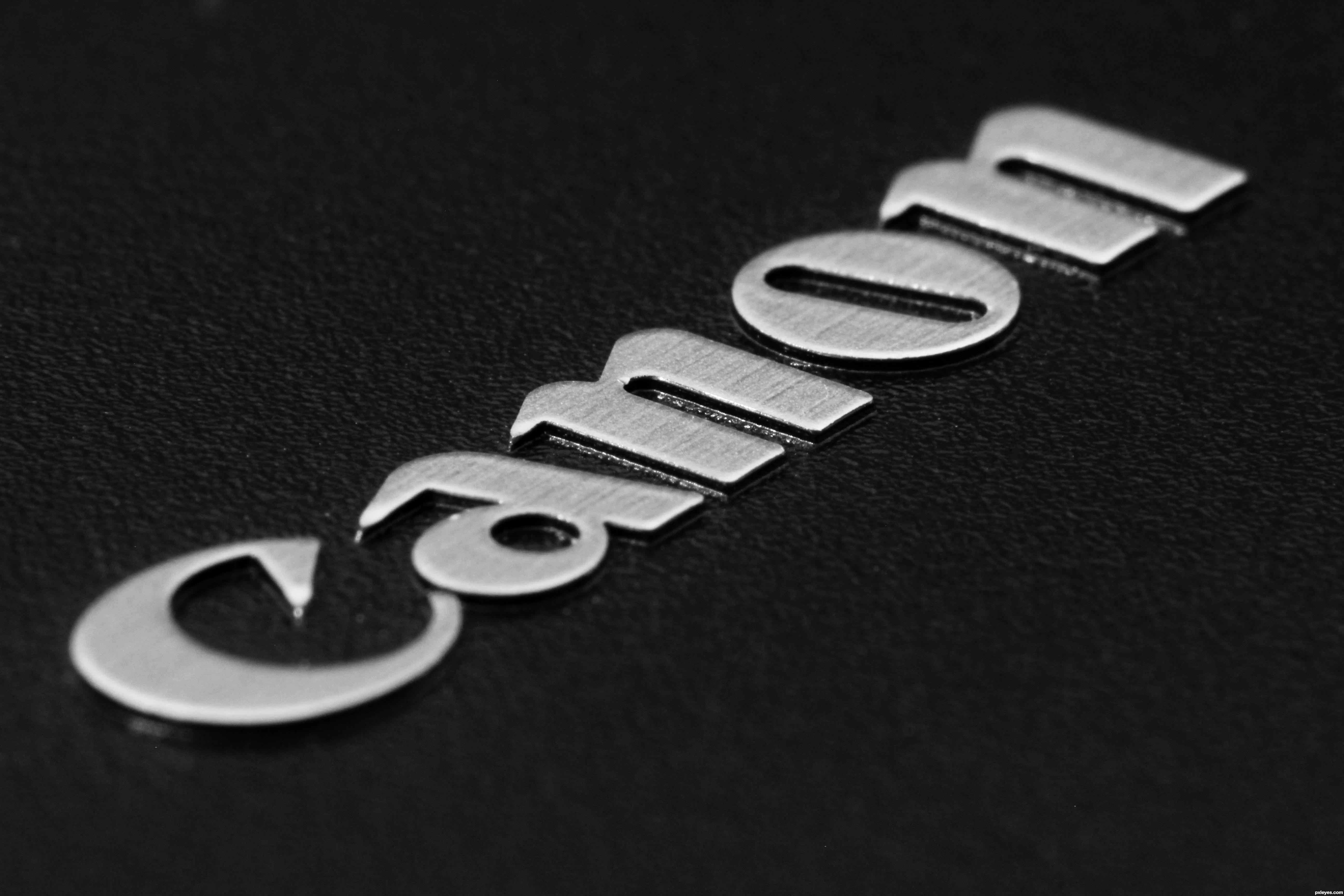 Canon Emblem Wallpaper